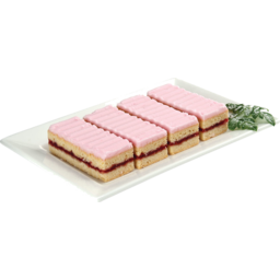 Photo of Baker Boys Raspberry Slice