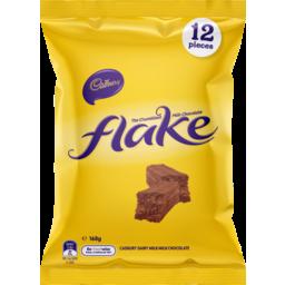 Photo of Cadbury Dairy Milk Flake Chocolate Pieces Sharepack 168 Gr
