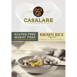 Photo of Casalare Pasta - Brown Rice Twists