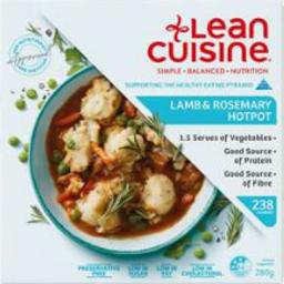 Photo of Lean Cuisine Lamb & Rosemary Hotpot 280gm