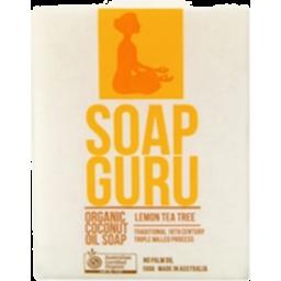 Photo of Soap Guru Soap - Coconut Oil - Lemon Tea Tree