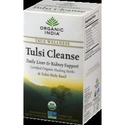 Photo of Organic India - Tulsi Cleanse - 25 Tea Bags