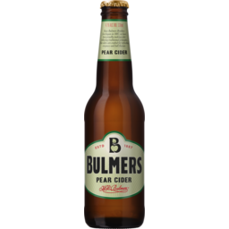 Photo of Bulmers Pear Cider Bottles