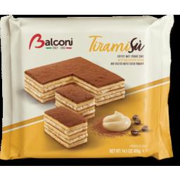 Photo of Balconi Tiramisu 400g
