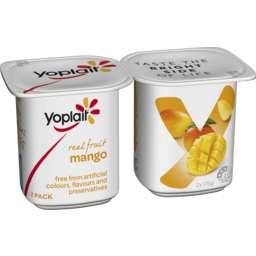 Photo of Yoplait Mango 2x175gm