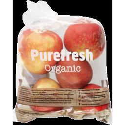 Photo of Purefresh Organic NZ Royal Gala Apples 1.5kg