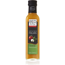 Photo of Red Kelly's Spiced Italian Dressing 250ml