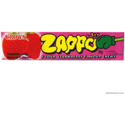 Photo of Zappo Strawberry 26g