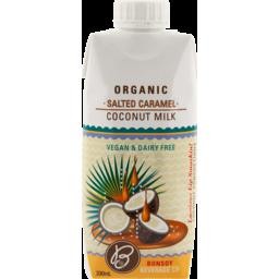 Photo of Organic Salted Caramel Coconut Milk 330