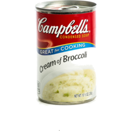 Photo of Campbell's Cream Of Broccoli Condensed Soup