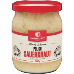 Photo of Sandhurst Polish Sauerkraut 500g