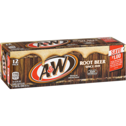 Photo of A&W Root Beer - 12 Pk