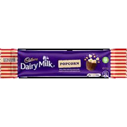 Photo of Cadbury Chocolate Popcorn Bar 50gm