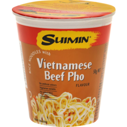 Photo of Suimin Cup Noodles Vietnamese Beef Pho 50g