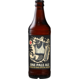 Photo of Cassels & Sons One Pale Ale 518ml