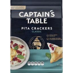 Photo of Captains Table Pita Salt 100gm