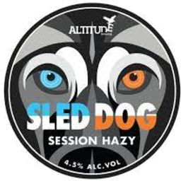 Photo of Altitude Sled Dog Session Hazy 6 Pack