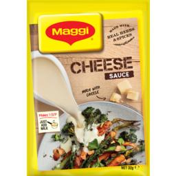 Photo of Maggie Sauce Cheese 32g