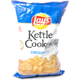 Photo of Lay Kettle Orginal Potato Chips