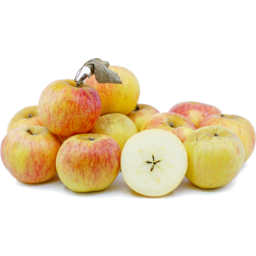 Photo of CHEMICAL FREE Cox's Orange Pippin Apples Tree Ripened Kg