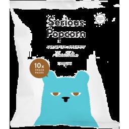 Photo of Serious Food Co Organic Sea Salt Popcorn