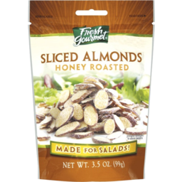 Photo of Fresh Gourmet Sliced Almonds