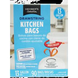 Photo of Club Select Kitchen Trash Bag