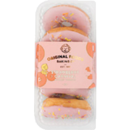 Photo of Original Foods Donuts Strawberry Carnival 5 Pack