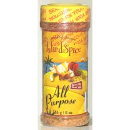 Photo of Island Spice All Purpose Seasoning