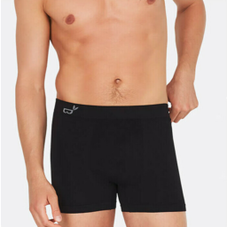 Photo of BOODY BAMBOO Mens Boxers Black M