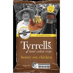 Photo of Tyrrells Honey Soy Chicken 165g