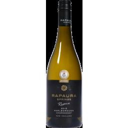 Photo of Rapaura Springs Reserve Chardonnay 750ml