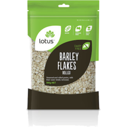 Photo of Lotus - Barley Flakes Rolled - 500g