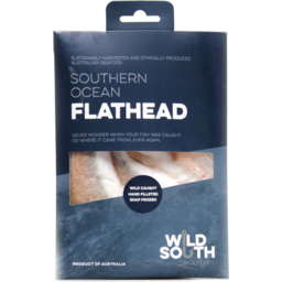 Photo of Wild South Seafood Fish - Flathead