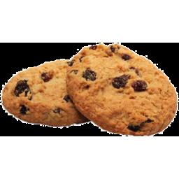 Photo of Vegan Raisin & Oat Cookie