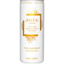 Photo of Joiy Pineapple Spritz Can 250ml