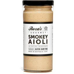 Photo of Roza's Smokey Aioli 240ml