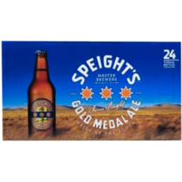 Photo of Speight's Gold Medal Ale 24 x 330ml Bottles