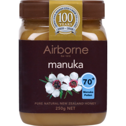 Photo of Airborne Honey Manuka 70+ 250g