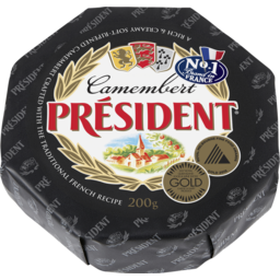 Photo of President Camembert 200g