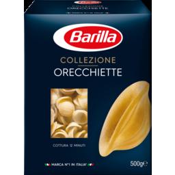 Photo of Barilla Dried Pasta Collezione Orecchiette 500 Gram