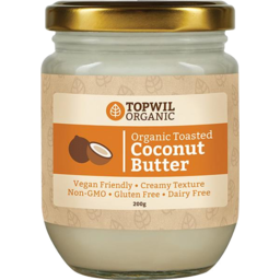 Photo of Topwil Toasted Coco Butter 200g