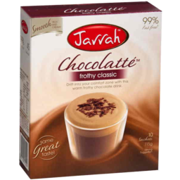 Photo of Jarrah Chocolatte Frothy Classic 10pk 115g