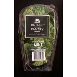 Photo of Butler Herbs Mint 20gm