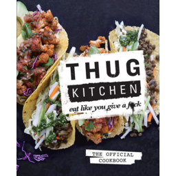 Photo of Book - Thug Kitchen - The Official Cookbook