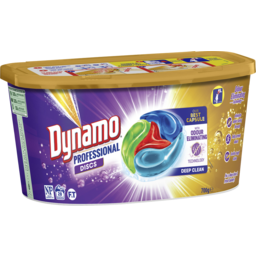 Photo of Dynamo Professional Laundry Discs Odour Eliminating, 28 Pack 28