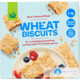 Photo of WW Wheat Biscuits 1kg