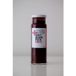 Photo of Cunliffe And Waters Spicy Blood Plum Sauce 250ml