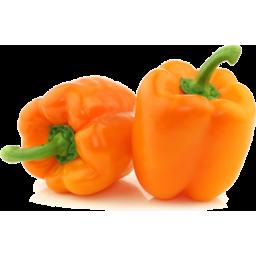 Photo of Capsicums Orange
