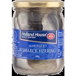Photo of Holland House Bismark Herrings 500g